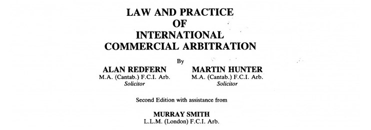 Redfern-Hunter-Murray_Smith-2nd-edition